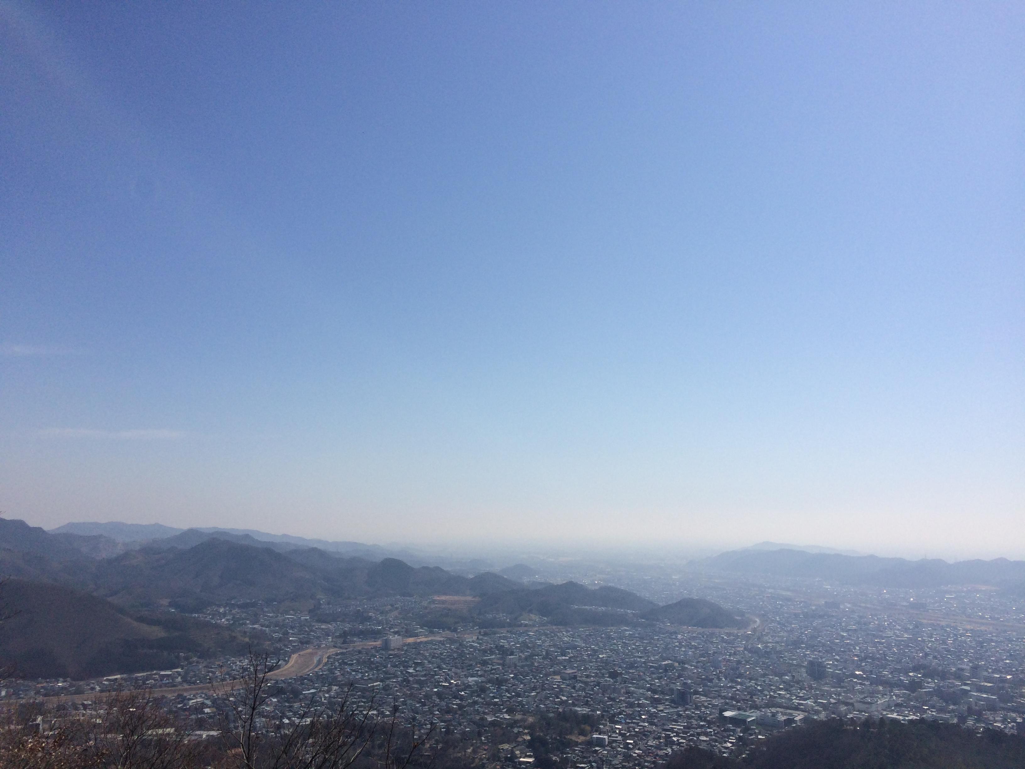 【群馬 吾妻山】春の登山は花粉症対策を!