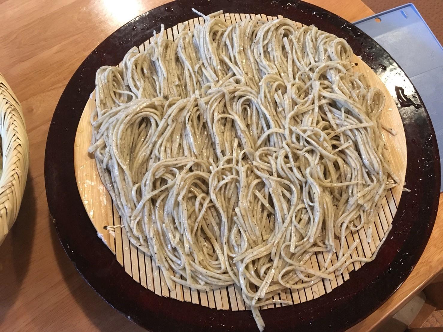 桑風庵のお蕎麦