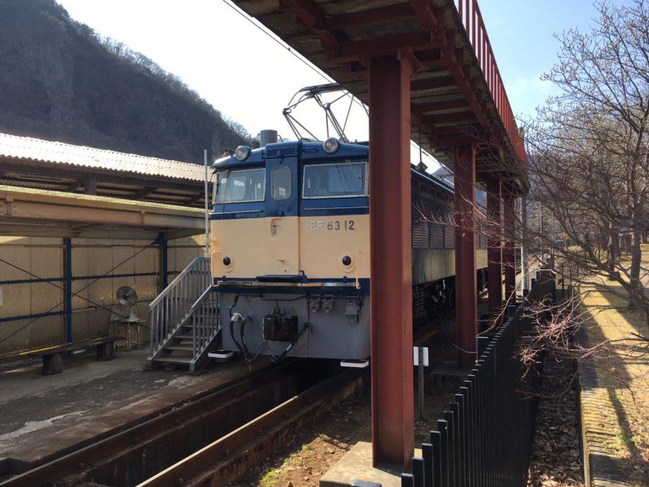 横川の鉄道