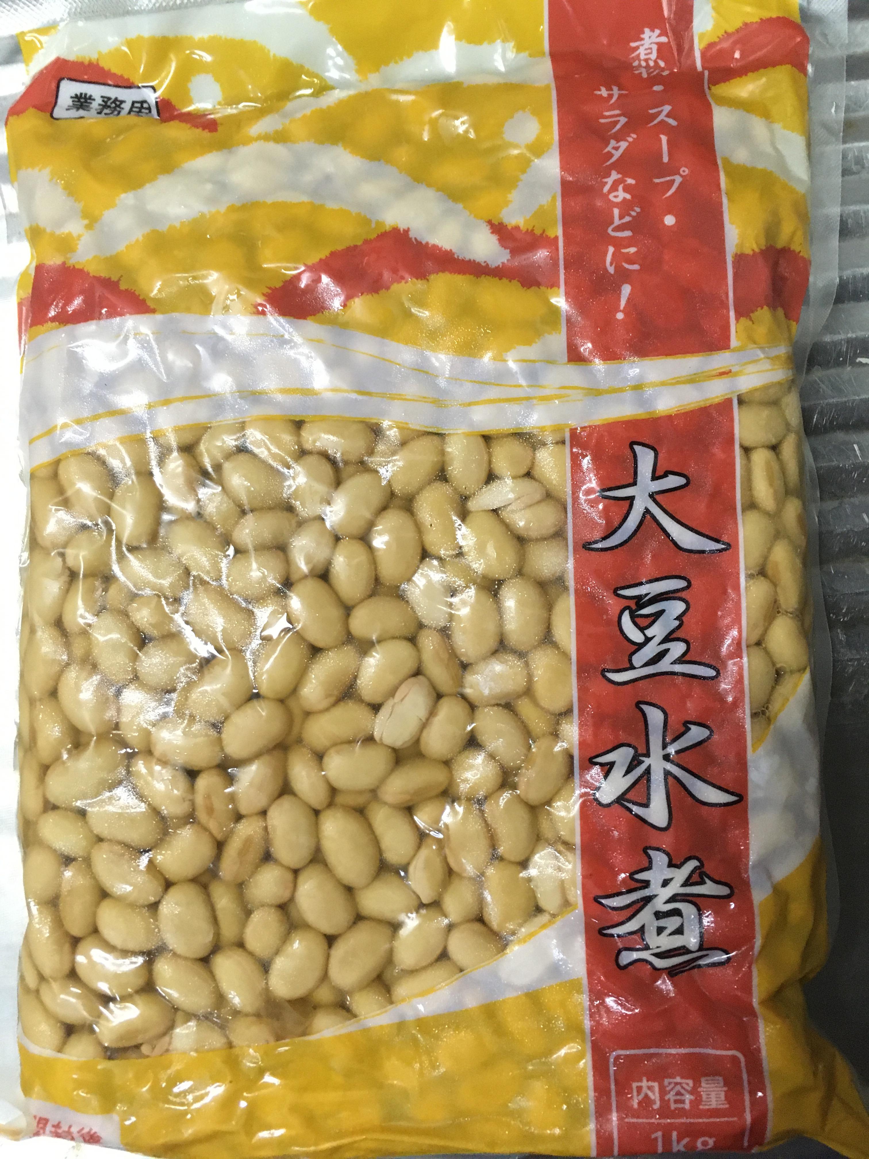 業務用スーパーの大豆